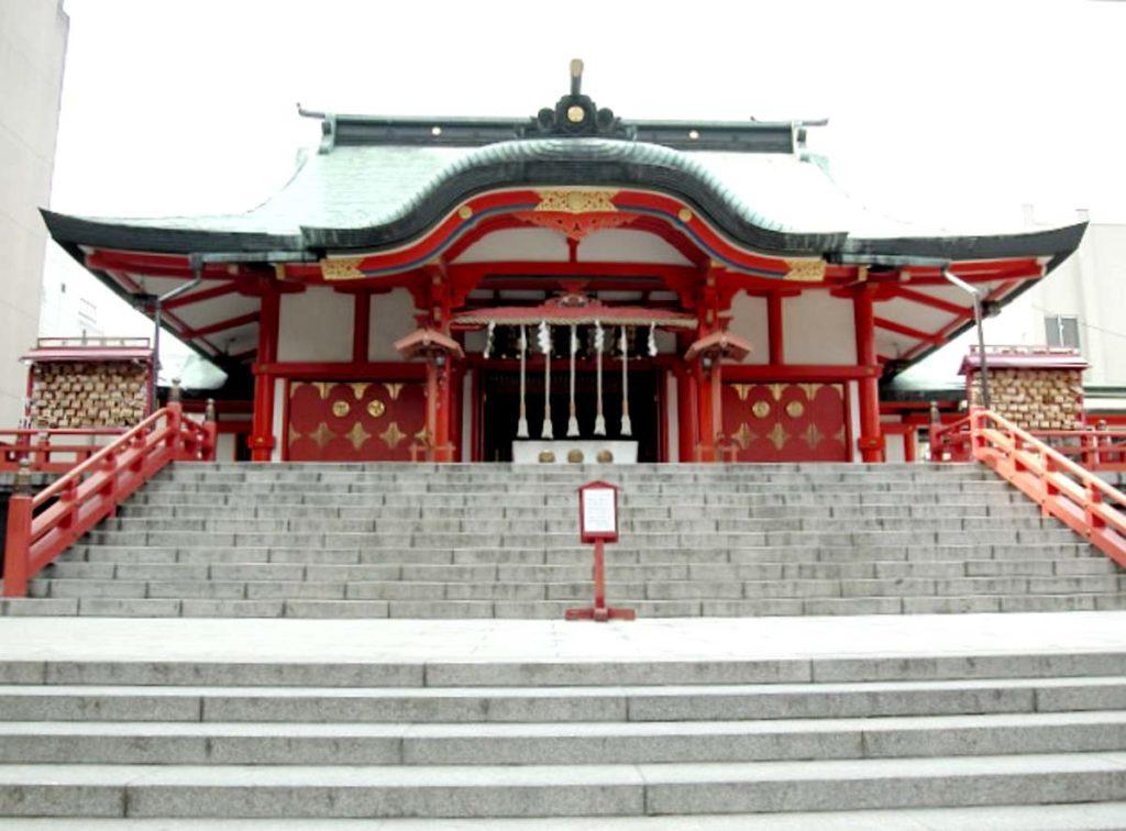 新宿区の花園神社